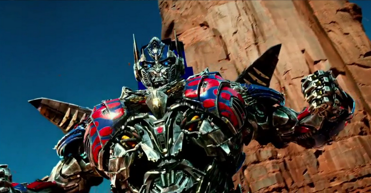 New Footage Featured in TV Spot Transformers: Age Of Extinction