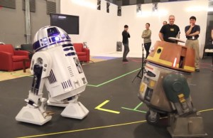 STAR WARS Droids Brought to Life