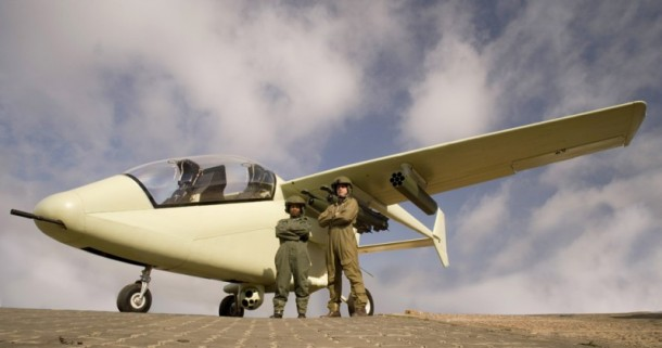 Africa's First Indigenously Developed Aircraft - AHRLAC