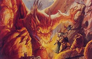Brief History of Dungeons & Dragons