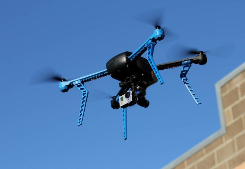 3D Robotics IRIS+ Drone