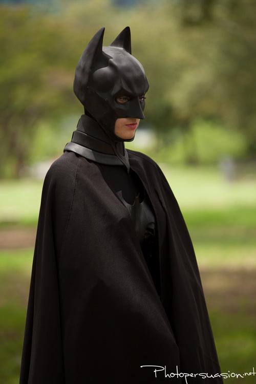 Femme Batman Cosplay