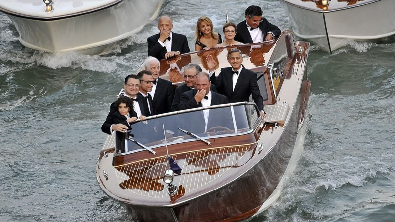 George Clooney's Wedding