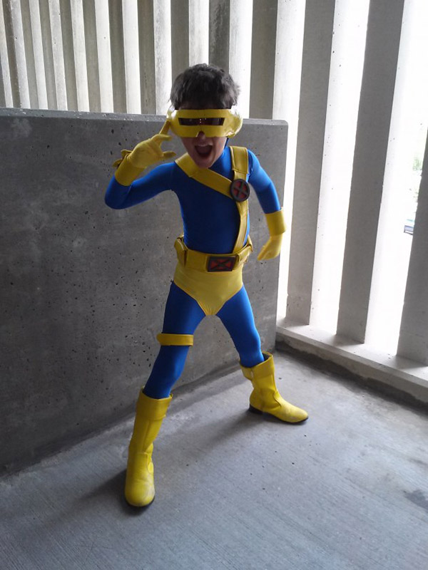 Kid Cyclops Cosplay