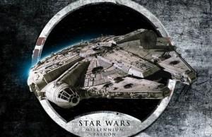 Star Wars: Episode VII's Millennium falcon