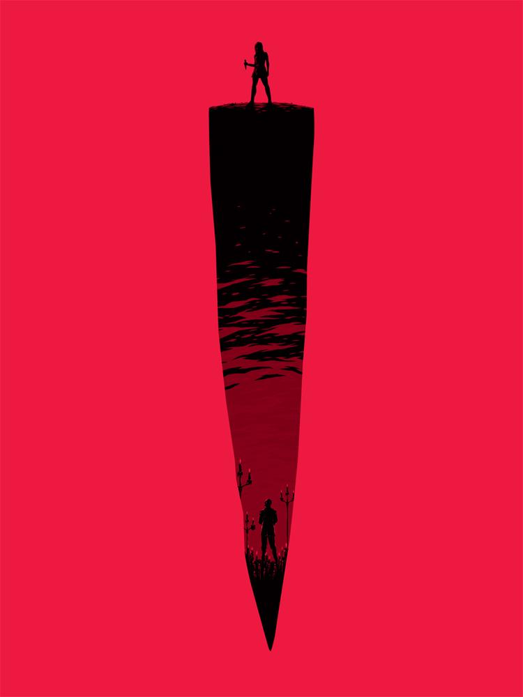 BUFFY THE VAMPIRE SLAYER Poster Art