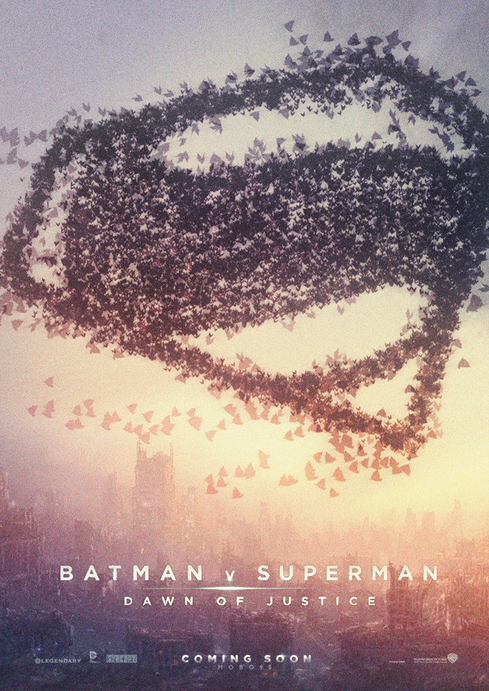 Fan Made BATMAN V SUPERMAN DAWN OF JUSTICE Posters