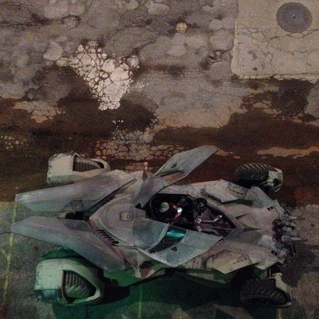 The New Batmobile is Fully Revealed!