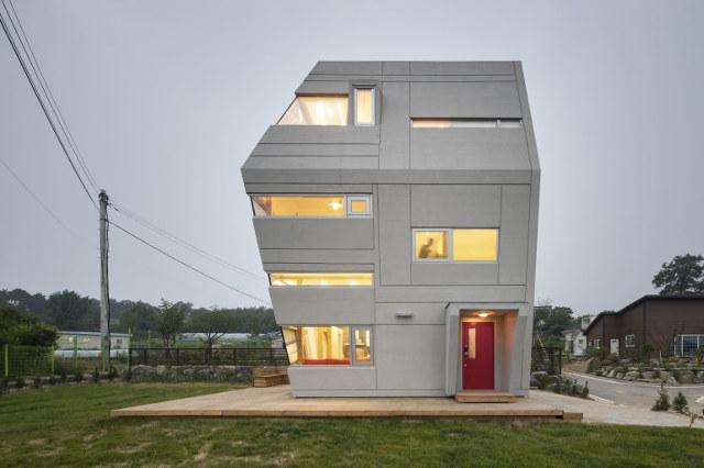 South Korea Got Star Wars Inspired House Now