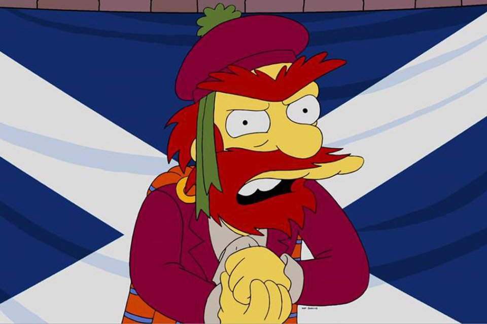 Willie's View On Scottish Independence