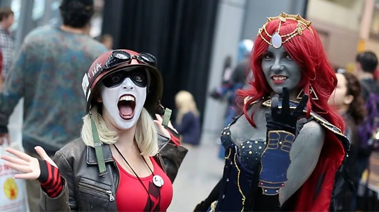 New York Comic Con 2014 Pictures And Video