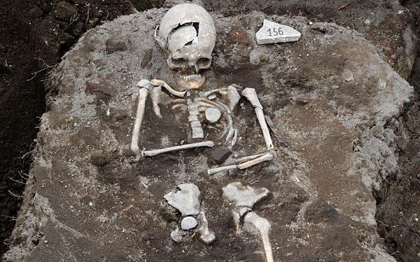 Vampire Grave Unearthed In Bulgaria