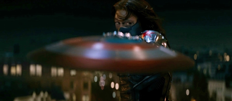Captain America The Frozen Soldier