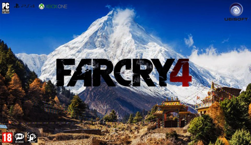 Far Cry 4  - GNG (2)