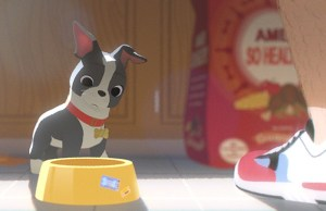 Disney's New Animated Short FEAST