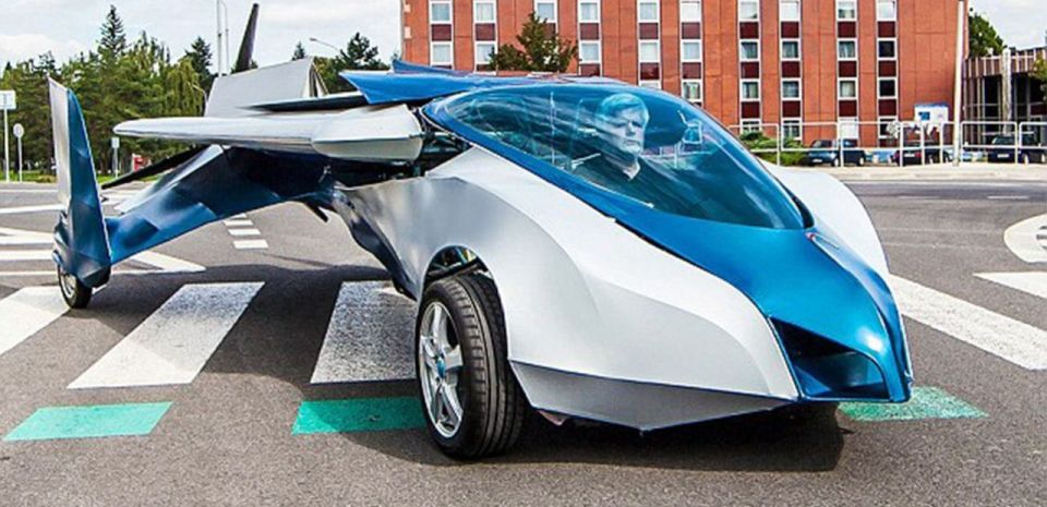Flying Cars Coming Soon!