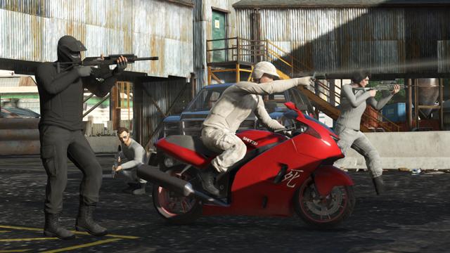 GTA Online  (2)