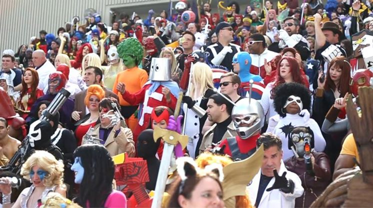 Marvel Cosplay At Dragon Con 2014  (1)