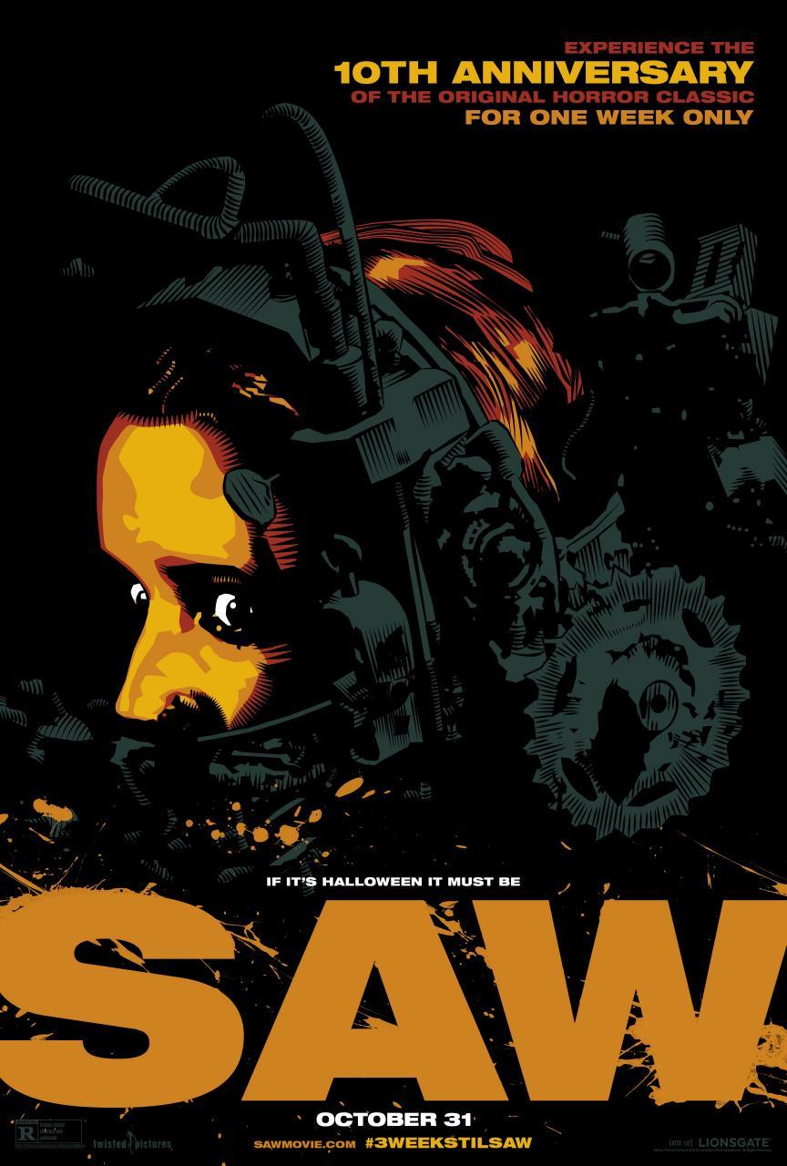 Saw's 10th Anniversary