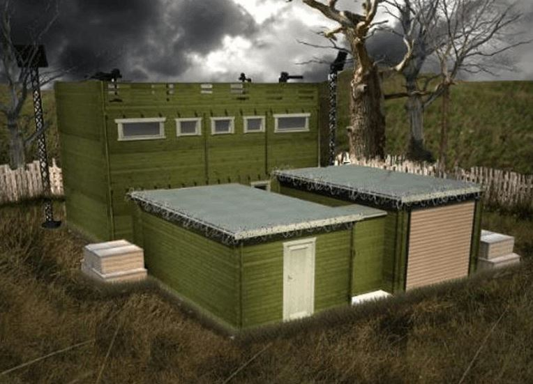 Tiger Log Cabins