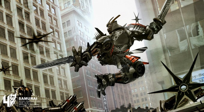 Transformers Age of Extinction Concept Art by Ed Natividad (5)