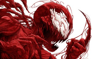 Carnage and Evil Dead II Posters by Randy Ortiz