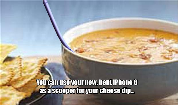 Top 5 Uses For Your Bent iPhone