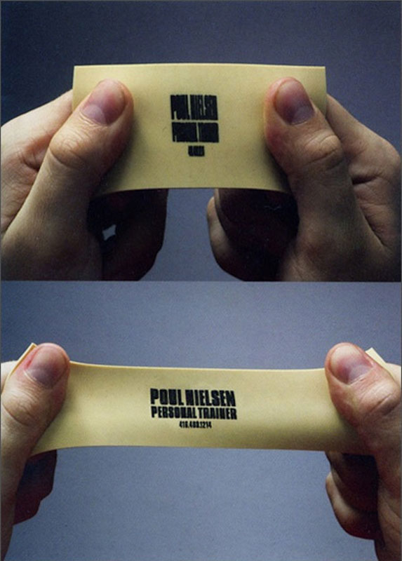 26 Creative Business Cards
