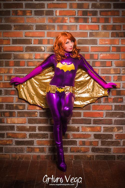 60s Batgirl Cosplay