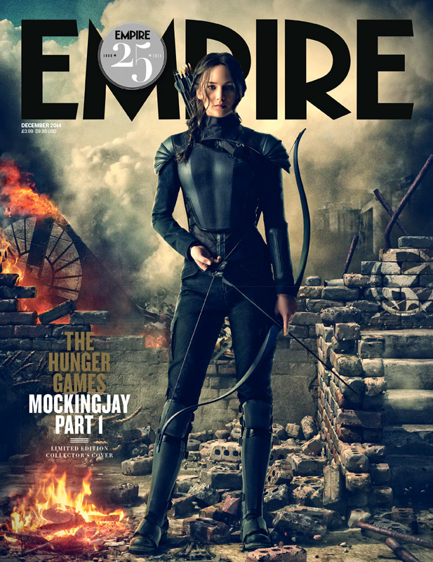 Jennifer Lawrence On The Cover Of Empire's Cover