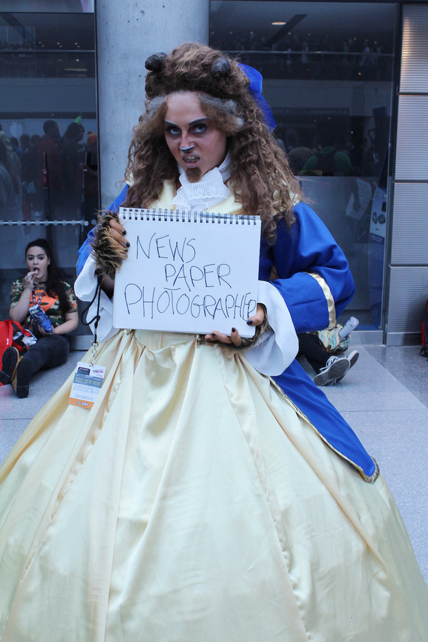 Day Jobs of The Cosplayers From NYCC