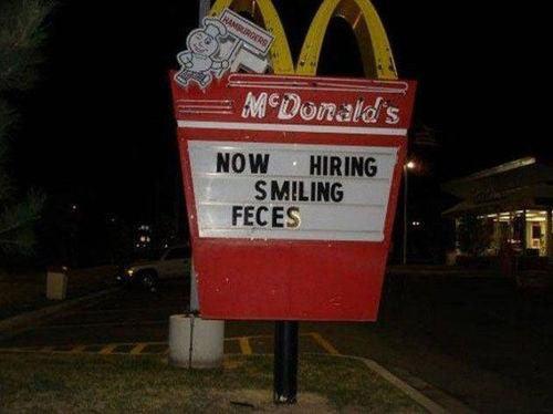 Hilarious Mix Up At Jobs