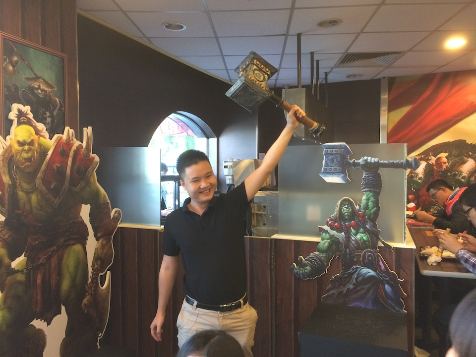 McDonald's Teamed Up With WORLD OF WARCRAFT in China