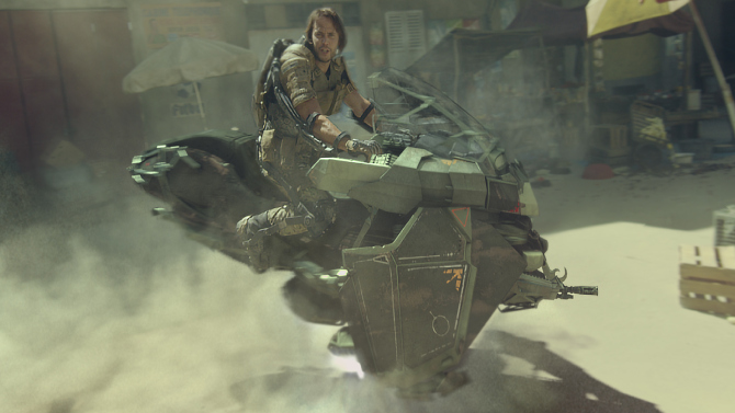 Peter Berg's Live-Action CALL OF DUTY: ADVANCED WARFARE