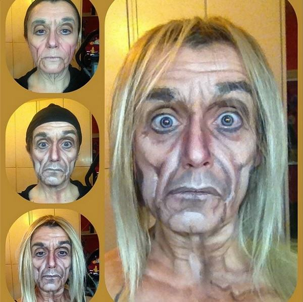 This Woman Can Have Many Faces With Make Up
