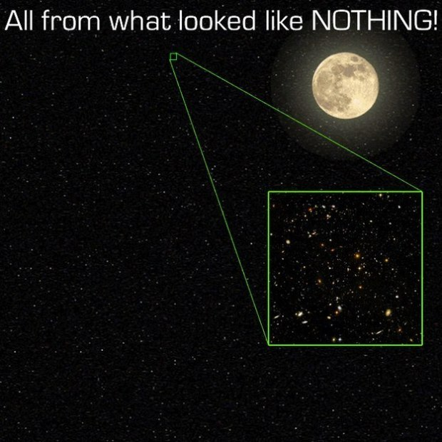 26 Pictures That Will Make You Feel Tiny In The Universe
