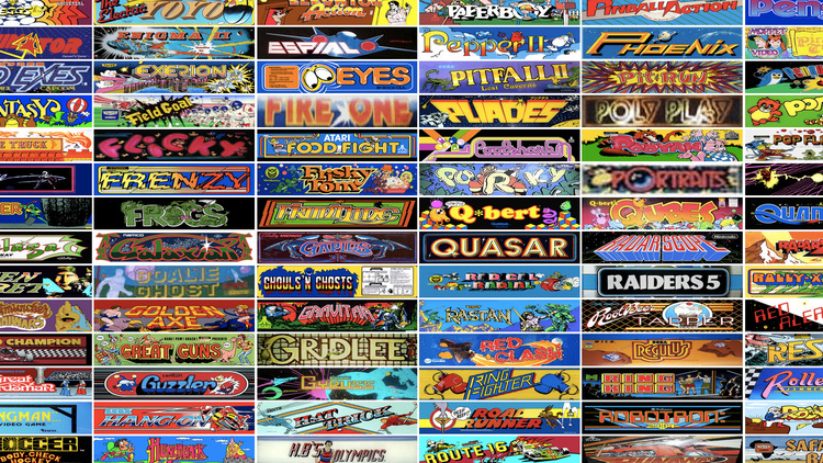900 Retro Arcade Games In Your Browser