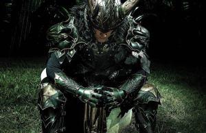 Loki of Asgard Cosplay