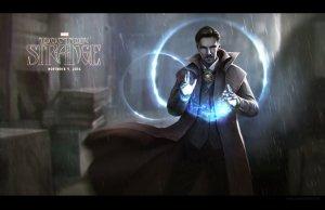 Benedict Cumberbatch as DOCTOR STRANGE Fan Art Collection