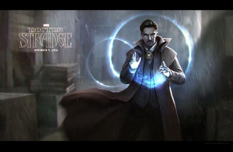benedict-cumberbatch-doctor-strange-fan-art-collection7