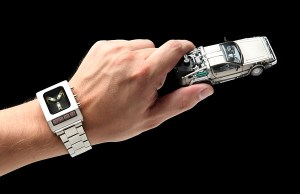 Flux Capacitor Watch From BACK TO THE FUTURE