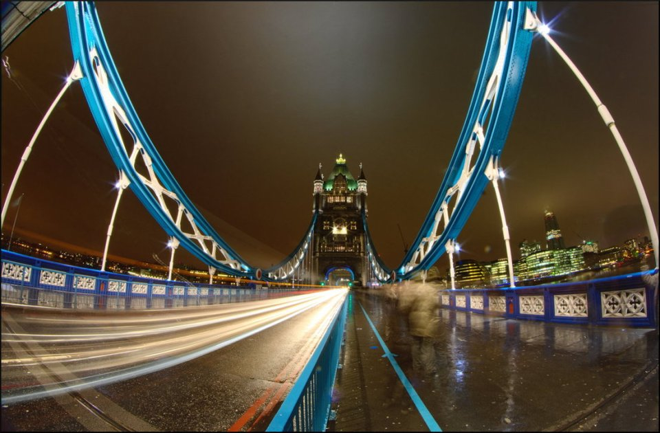 Ghosts of the Tower Bridge