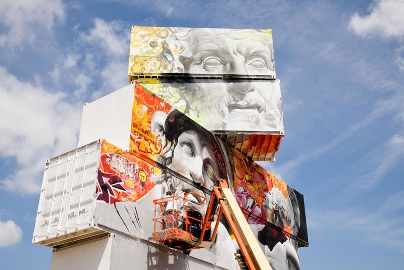 shipping-container-gods-graffiti-street-art-by-pichi-and-avo-north-west-walls-belgium-2014-4