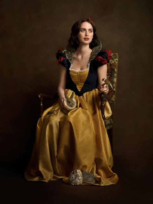 Awesome Cosplay Takes Our Favorite Superheroes Back To The 16th Century