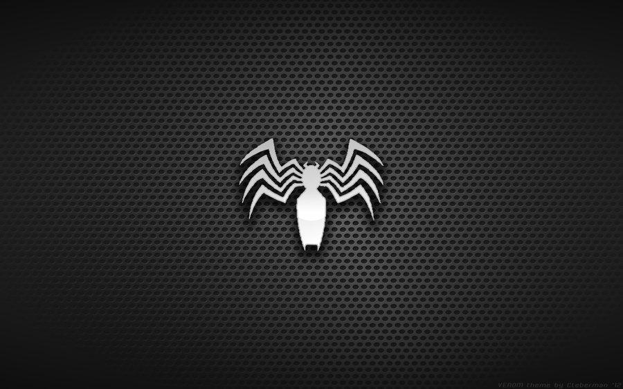 wallpaper___venom_logo_by_kalangozilla-d5iz65o
