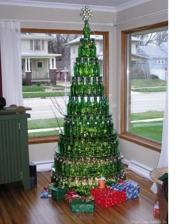 11 Creatively Alternative Christmas Trees This Season (2)