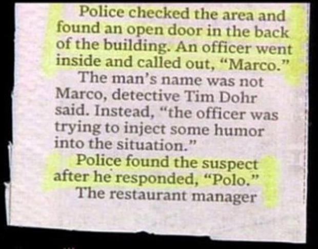 20 Super Dumb Criminals
