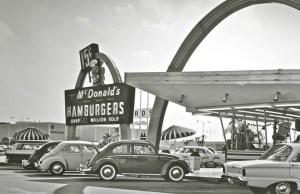 Vintage McDonald's