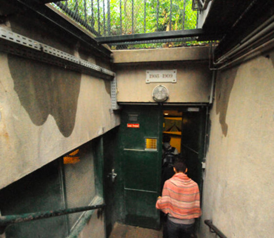 There's a Military Bunker Underneath the Eiffel Tower