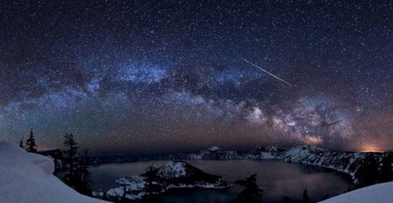 Germinid Meteor Shower